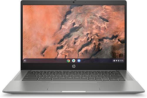 HP Chromebook 14a-na0006ns - Ordenador portátil de 14' FullHD (Celeron N4020, 4GB de...