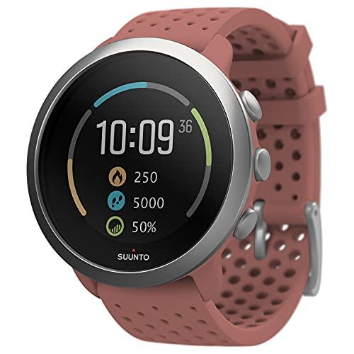 Suunto 3 Reloj deportivo con medición dle ritmo cardiaco en la muñeca, Seguimiento...
