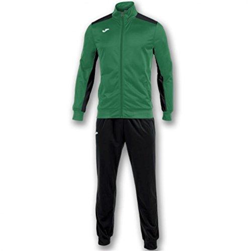 Joma Academy Chandal Caballero, Hombres, Verde/Negro, M