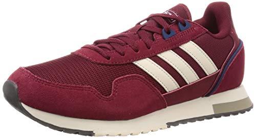 Adidas 8K 2020, Zapatillas para Correr Hombre, Collegiate Burgundy/Alumina/Chalk...
