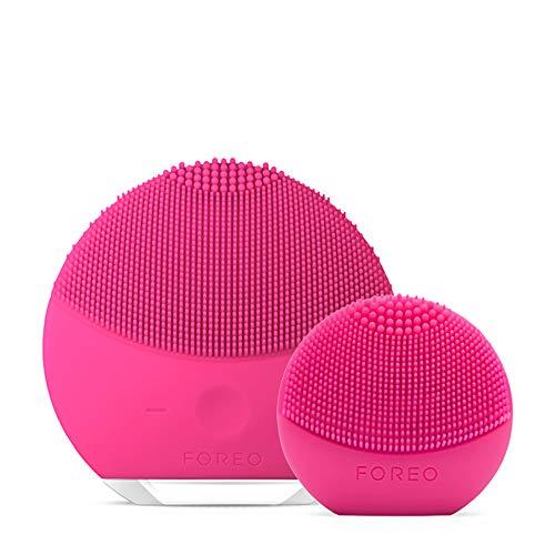 FOREO LUNA mini 2 - Cepillo Limpiador Facial Sónico (Here&there)