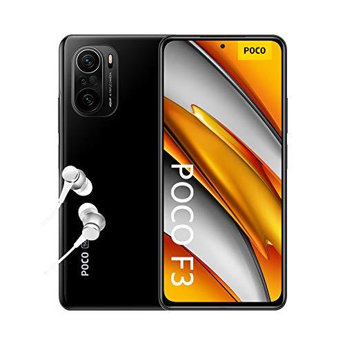 "POCO F3 5G - Smartphone 6+128GB, 6,67"" 120 Hz AMOLED DotDisplay, Snapdragon 870,..."