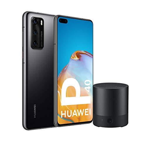 Huawei P40 5G - Smartphone de 6,1' OLED (8GB RAM + 128GB ROM, 3x Cámaras Leica...