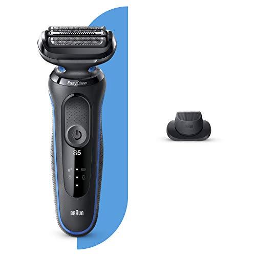 Braun Series 5 50-B1200s - Afeitadora Eléctrica, máquina de afeitar barba hombre de...