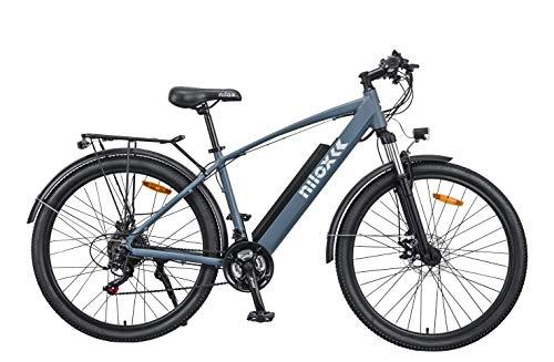 Nilox 30NXEB275V002V2 - Bicicleta eléctrica E Bike 36V 7.8AH 27.5X2.10P - X7, Motor...