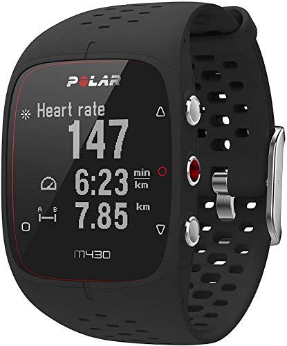 Polar M430 Reloj de Running con GPS y Frecuencia cardíaca en la muñeca -...
