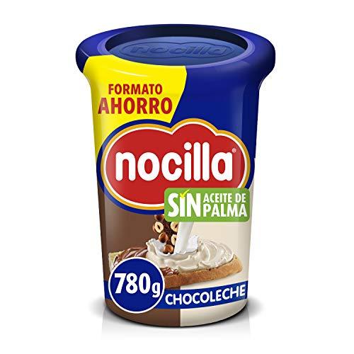 Nocilla Chocoleche-Sin Aceite de Palma:Crema de Cacao-780g