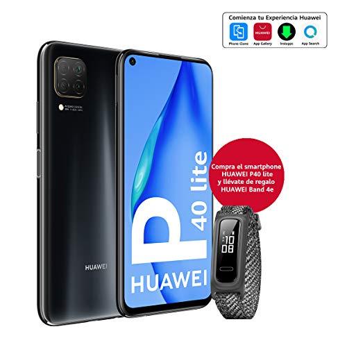 HUAWEI P40 Lite - Smartphone con Pantalla de 6.4' FullView (Kirin 810, 6 GB de...