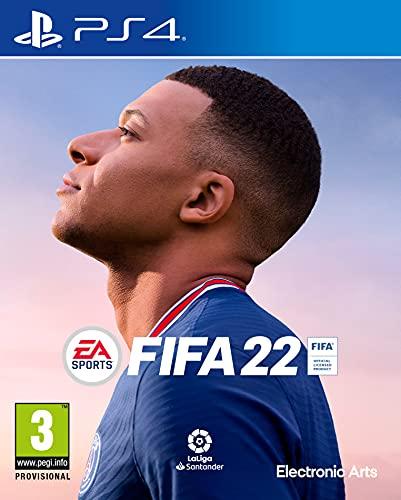 FIFA 22 PS4 ES PG FRONTLINE