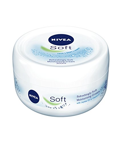Nivea Soft Crema Hidratante x hidromasaje 300ml