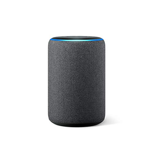 Amazon Echo (3.ª generación) - Altavoz inteligente con Alexa - tela de color...