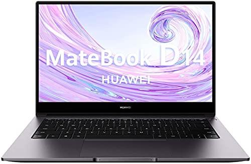 Huawei Matebook D14 - Ordenador Portátil Ultrafino de 14' FullHD (Intel Core...