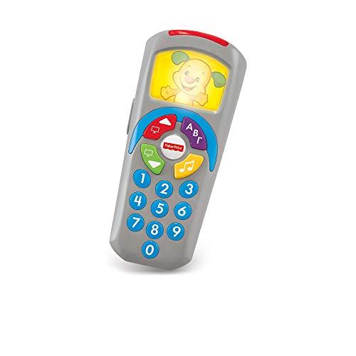 Fisher-Price Mando a distancia perrito, juguete electrónico bebé +6 meses (Mattel...