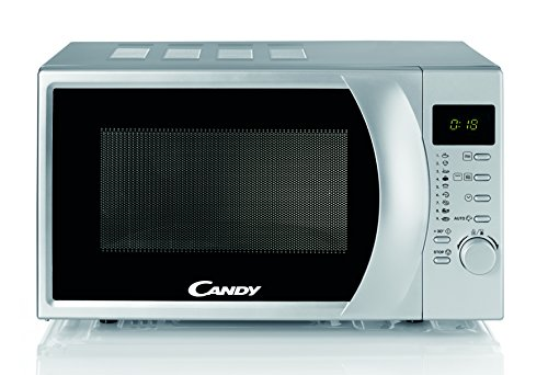 Candy CMG 2071 DS Microondas con grill, Capacidad 20L, Display digital, 9 Programas...