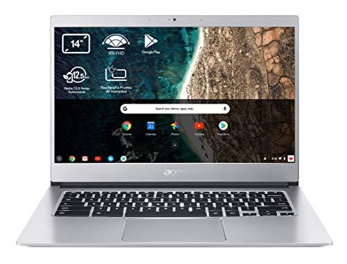 Acer Chromebook 314 - Portátil 14' FullHD (Intel Celeron N4020, 4GB RAM, 64GB eMMc,...