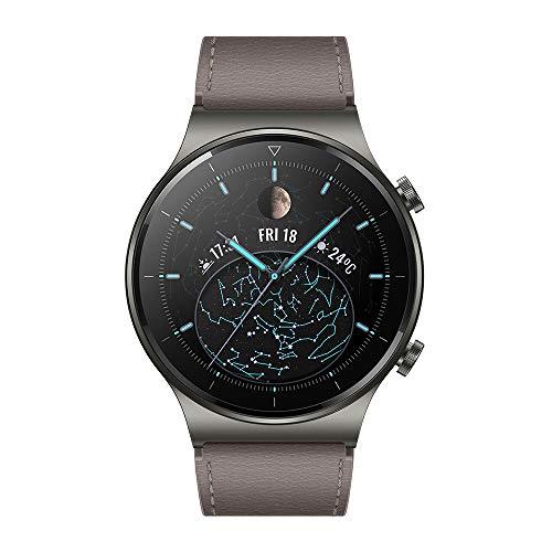 HUAWEI WATCH GT 2 Pro - Smartwatch con pantalla AMOLED de 1.39', hasta dos semanas de...