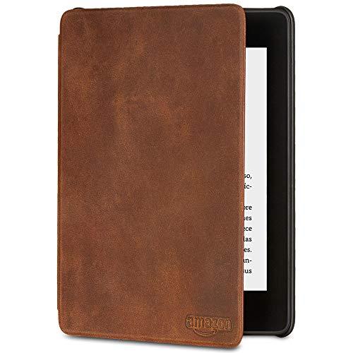 Funda de cuero de alta calidad para Kindle Paperwhite (10.ª generación - modelo de...