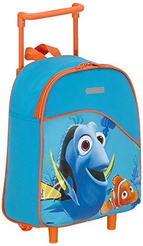 Disney New Wonder Dory Equipaje Infantil, 8.5 litros, Color Azul