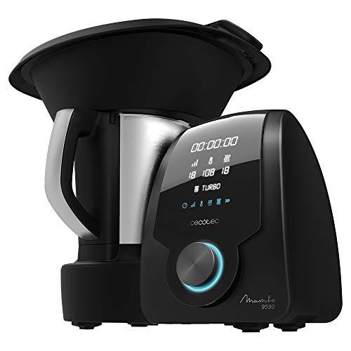 Cecotec Robot de Cocina Multifunción Mambo 9590. con Jarra Habana, 30 Funciones,...