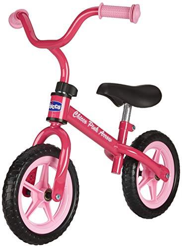 Chicco First Bike - Bicicleta sin Pedales, para niños de 3 a 5 años, con sillin...
