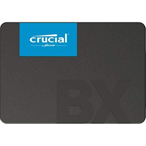 Crucial BX500 480 GB CT480BX500SSD1(Z) Unidad interna de estado sólido, hasta 540...