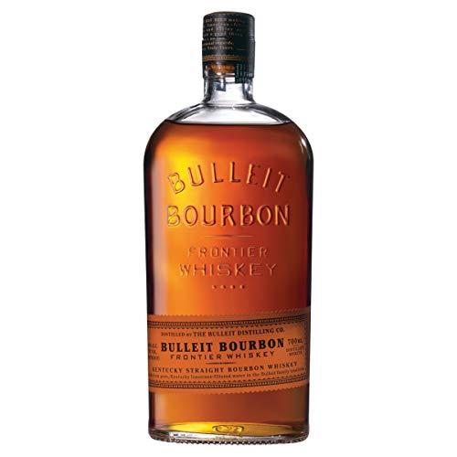 Bulleit Bourbon Frontier Whisky de centeno destilado y añejado según la tradición...