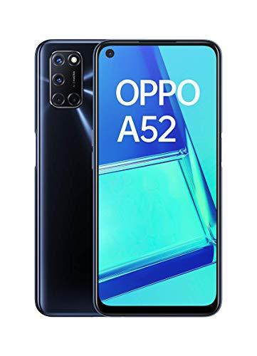 OPPO A52 - Smartphone de 6.5' FHD+, 4GB/64GB, Octa-core, cámara trasera 12 + 8 + 2 +...