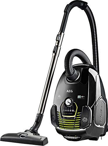 AEG VX7-2-ECO Aspiradora de Trineo Con Bolsa. 650 W de Potencia, Filtro Higiénico...