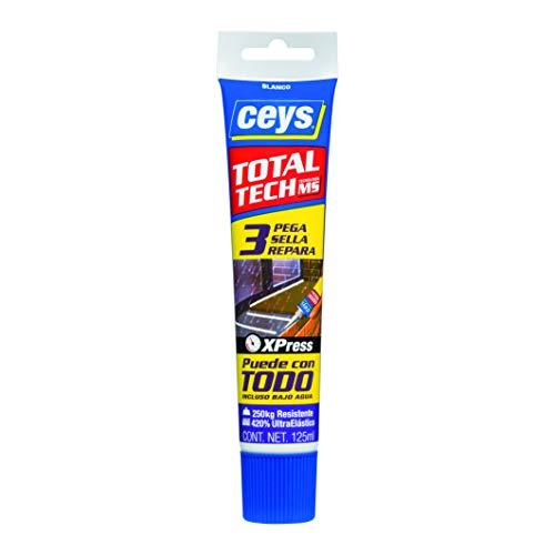 CEYS CE507232 Total Tech Blanco Tubo 125ML