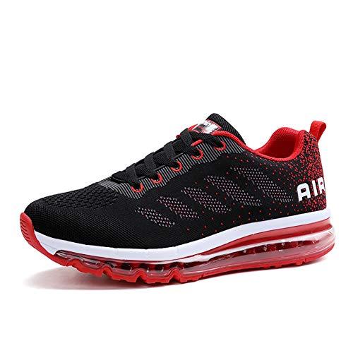 Air Zapatillas de Running para Hombre Mujer Zapatos para Correr y Asfalto Aire Libre...