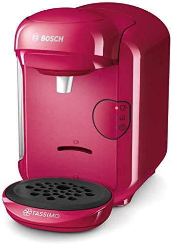 Bosch TAS1401 Tassimo Vivy 2 - Cafetera Multibebidas Automática de Cápsulas,...
