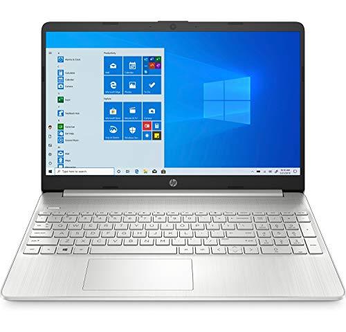 HP 15s-fq1111ns - Ordenador portátil de 15.6' FHD (Intel Core i5-1035G1 , 12 GB RAM,...