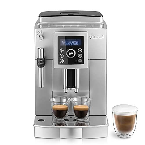 De'longhi ECAM 23.420.SB - Cafetera Superautomática 15 Bares de Presión, Espresso y...