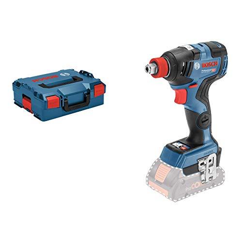 Bosch Professional GDX 18V-200 C Llave de impacto, 200 Nm, tornillos hasta M16, sin...