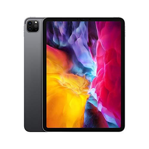 2020 Apple iPad Pro (de 11Pulgadas, con Wi-Fi y 128GB) - Gris Espacial...