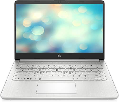 HP 14s-dq2004ns - Ordenador portátil de 14' FullHD (Intel Core i5-1135G7, 8GB de...