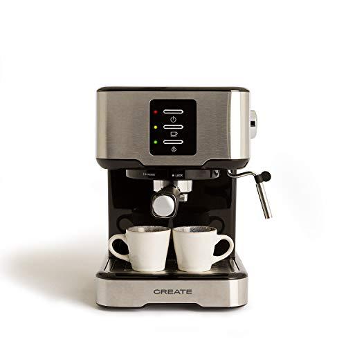 IKOHS Create Cafetera Express THERA Easy - Cafetera Automática Espress para Espresso...