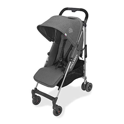 Maclaren Quest arc Silla de paseo - ligero, manillar unido, para recién nacidos...