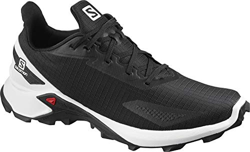 Salomon ALPHACROSS Blast, Zapatillas de Trail Running para Hombre, Color: Negro...