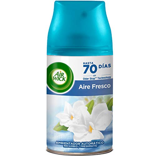 AIRWICK ambientador pure aire fresco recambio spray 250 ml