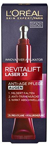 L'Oréal Paris Dermo Expertise RevitaLift Laser Cuidado para los ojos, 1x 15ml