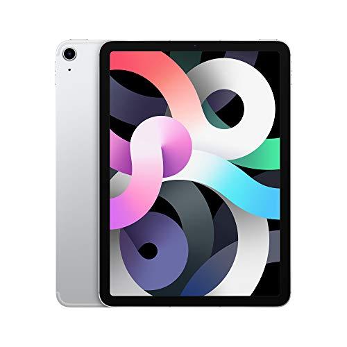 Apple iPadAir (de 10.9pulgadas, con Wi-Fi + Cellular y 256GB) - Plata (Ultimo...