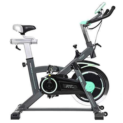 Cecotec Bicicleta Spinning Estática con Volante de Inercia de 20 Kg Extreme 20....