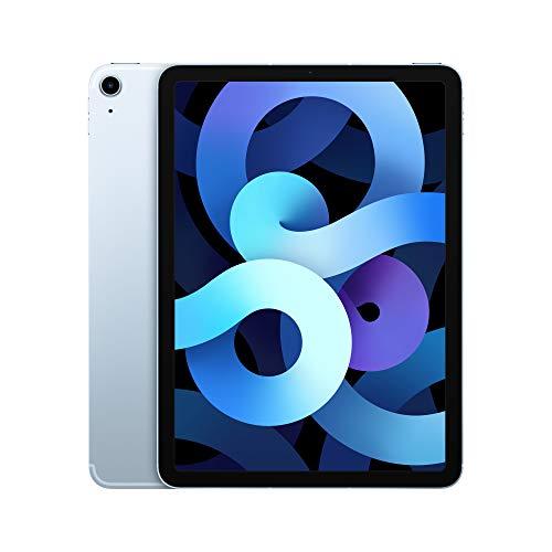 Apple iPadAir (de 10.9pulgadas, con Wi-Fi + Cellular y 64GB) - Azul cielo...