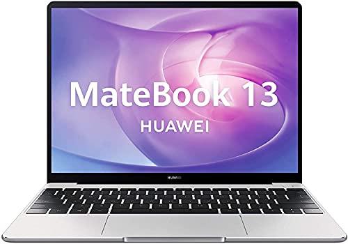 HUAWEI MateBook 13 - Ordenador portátil con pantalla de 13'' 2K (AMD Ryzen 7 3700U,...
