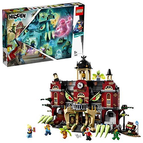 LEGO Hidden Side 70425 Newbury Haunted High School Construction Big Set, AR Lego...