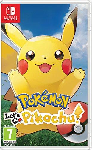 Pokémon: Let's Go, Pikachu!