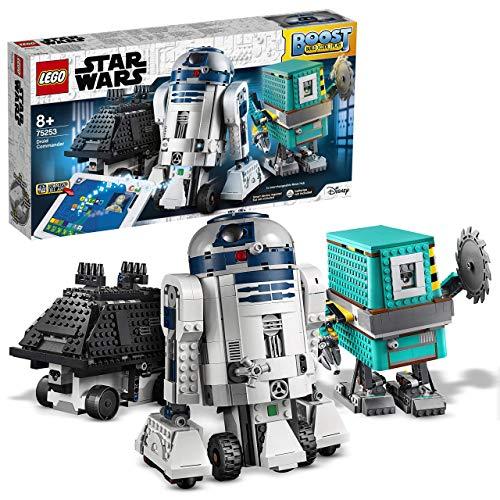LEGO 75253 Star Wars Boost Droid Commander 3 Robot Juguetes en 1 Juego, Robots...