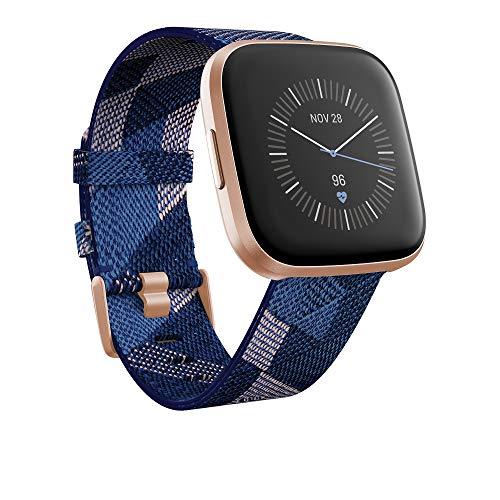 Fitbit Versa 2, el smartwatch que te ayuda a mejorar la salud y la forma física, y...