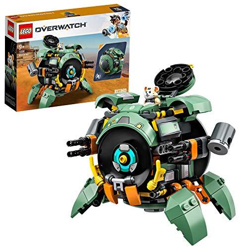 LEGO Overwatch - Wrecking Ball, Juguete de Construcción Inspirado en el Videojuego,...